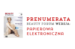 Prenumerata BEAUTY FORUM