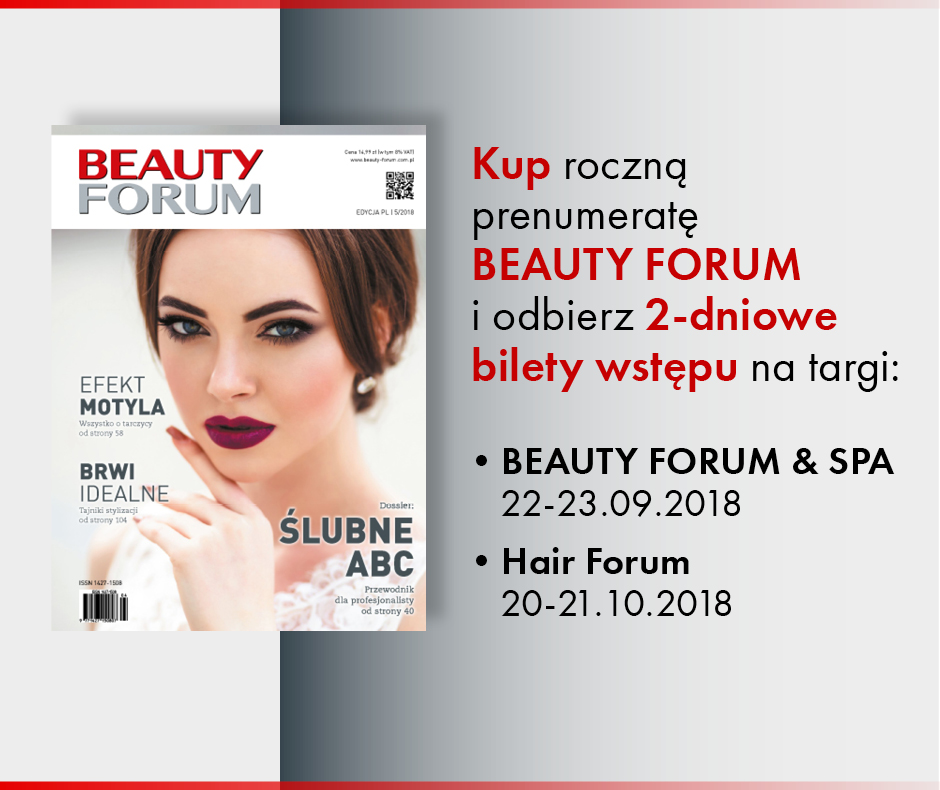Beauty Forum - prenumerata