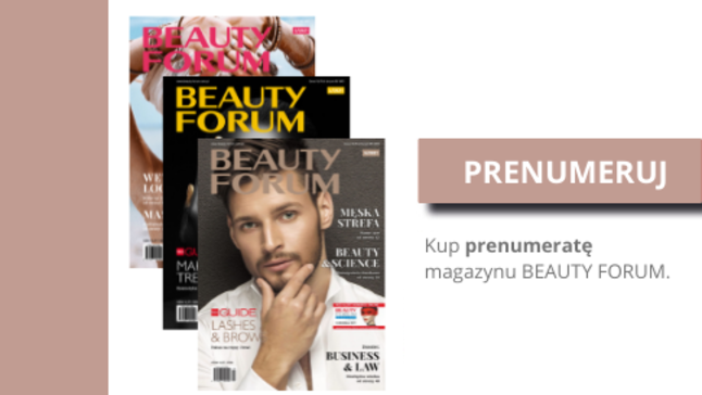 BEAUTY FORUM AWARD
